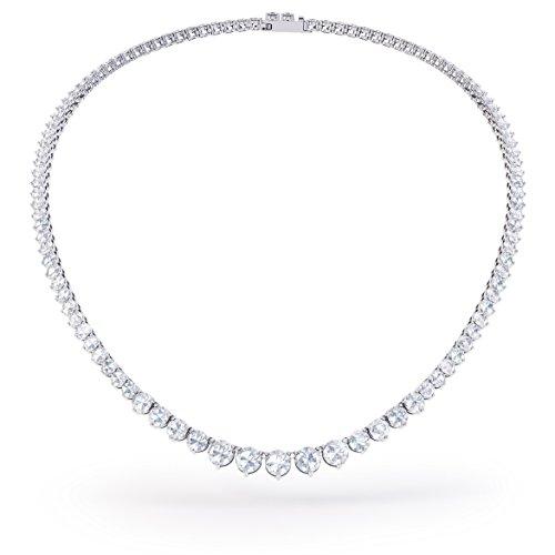 Jian London Halskette Kunstdiamant
