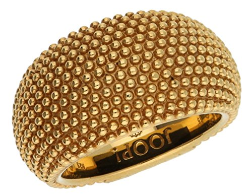 Joop Damen Fingerring Silber Gold JPRG90589B