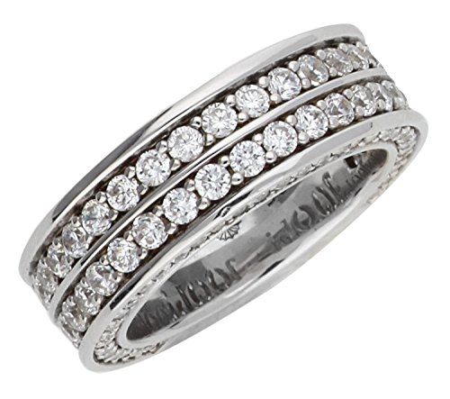 Joop Damen Fingerring Silber Silber Kim JPRG90666A