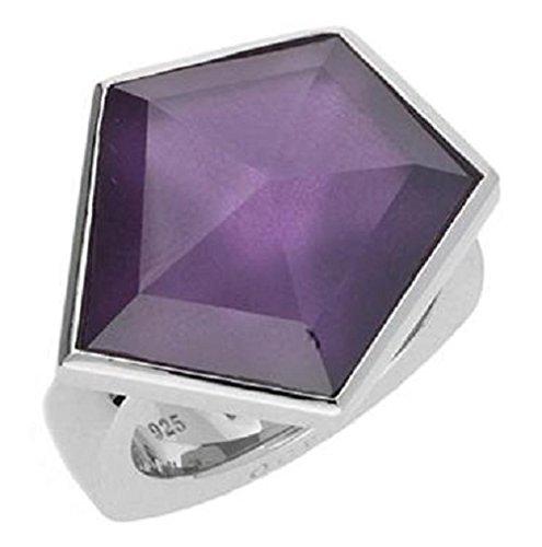 Joop! Damen-Ring 925 Sterling Silber Gr. 55 (17.5) JPRG90442A550