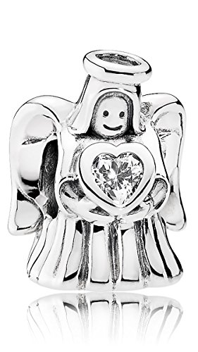 Pandora damen -Bead Charms 925_Sterling_Silber zirkonia 792010CZ
