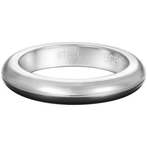 Esprit Damen-Ring Marin 68 Mix Edelstahl Gr. 57 (18.1) - ESRG11564J180