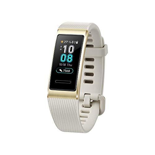 Huawei Band 3 Pro Fitness-Aktivitätstracker, All-in-One Smart Armband, Herzfrequenz,- und Schlafüberwachung (eingebautes…