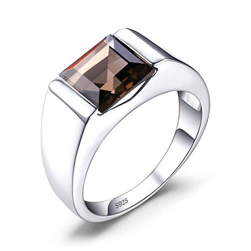 JewelryPalace Gentleman&Prinz Herren Ringe 925 Sterling Silber