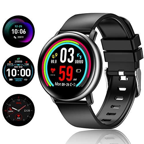 TagoBee IP68/IP67 wasserdichte SmartWatch HD Touchscreen Fitness Tracker Unterstützung Blutdruck Herzfrequenz…