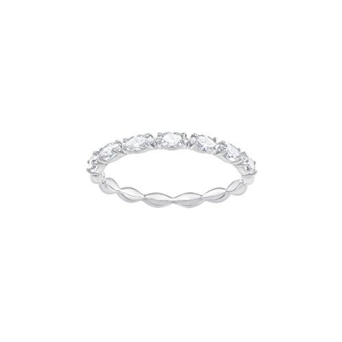 Swarovski Damen-Damenring Metall/Kristall Swarovski Kristalle 32003781